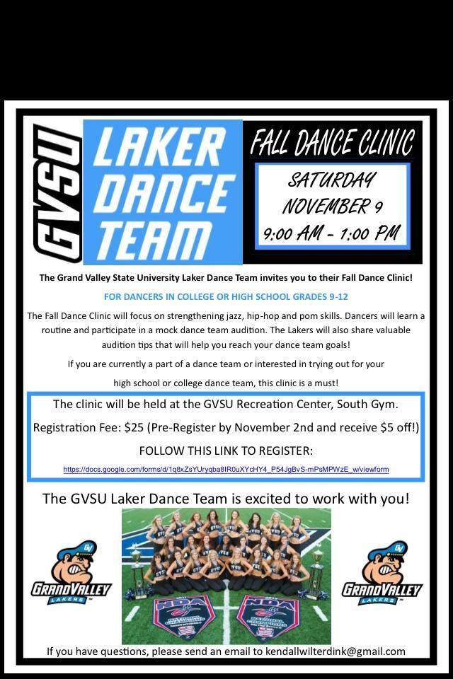 laker dance team